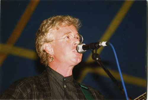 Bruce Cockburn in the 80's