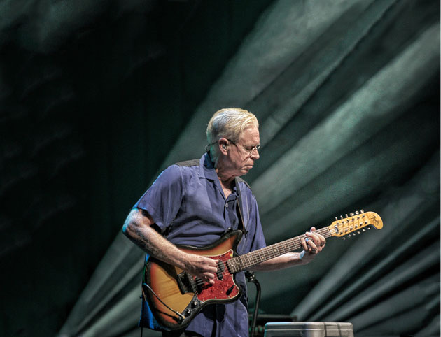 Bruce Cockburn - photo Dan Fischer2017
