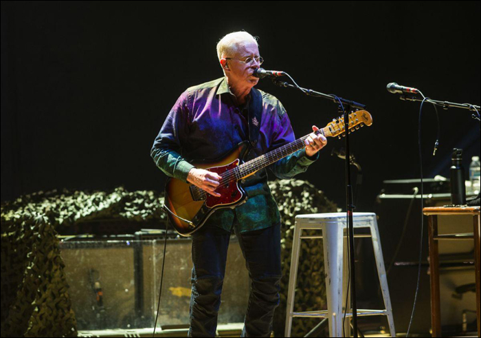 Bruce Cockburn - photo Jag Gundu / Massey Hall